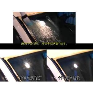 窓ガラスのウロコ汚れ 水垢取り シリカスケールポリッシュ100g入り|springwood|03