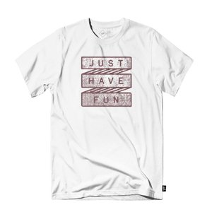 """JHF(ジェイエイチエフ) Tシャツ """"Scroll Call S/S Tee"""" カラー White sprout-web"""