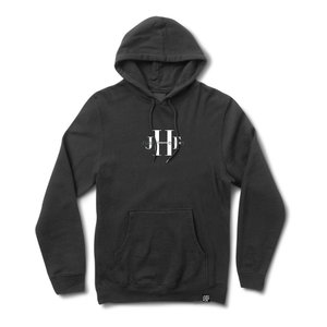 """JHF(ジェイエイチエフ) パーカー """"Stoned Wash Pull Over Hoodie"""" カラー Washed Black