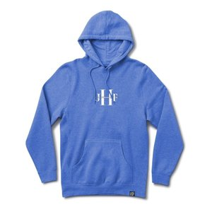"""JHF(ジェイエイチエフ) パーカー """"Stoned Wash Pull Over Hoodie"""" カラー Washed Blue