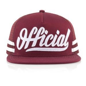 Official Crown Of Laurel(オフィシャル クラウン オブ ローレル) MESH CAP(メッシュキャップ)