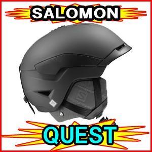 SALOMON サロモン QUEST クエスト スキー スノーボード ヘルメット フリースタイルヘルメット|spshop-zero