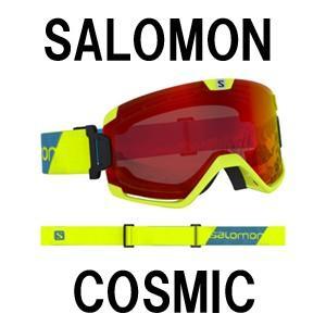 18-19モデル SALOMON サロモン COSMIC コスミック スノーゴーグル 眼鏡使用可能|spshop-zero