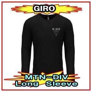 18-19モデル【GIRO】ジロ MTN DIV Long Sleeve 長袖Tシャツ |spshop-zero