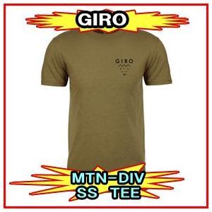 18-19モデル【GIRO】ジロ MTN DIV SS TEE Tシャツ 半袖|spshop-zero