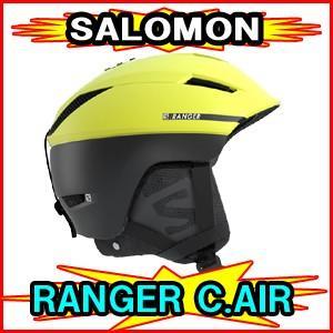 18-19モデル SALOMON サロモン RANGER2 C.AIR レンジャー2 カスタムエアー スキー スノーボード ヘルメット フリースタイルヘルメット|spshop-zero