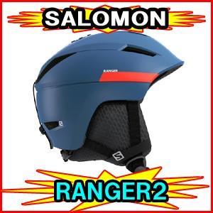 18-19モデル SALOMON サロモン RANGER2  レンジャー2 スキー スノーボード ヘルメット フリースタイルヘルメット|spshop-zero
