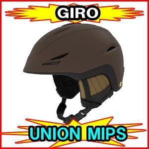 18-19モデル GIRO ジロ UNION MIPS ユニオン ミップス スキー スノーボードヘルメット フリーライド用ヘルメット【取り寄せ商品あり】|spshop-zero