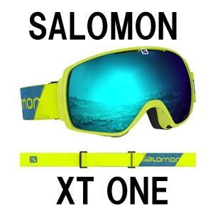 2018-2019モデル【SALOMON】サロモン XT ONE エックスティワン スノーゴーグル 球面レンズ|spshop-zero