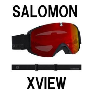18-19モデル SALOMON サロモン XVIEW エックスビュー スノーゴーグル |spshop-zero