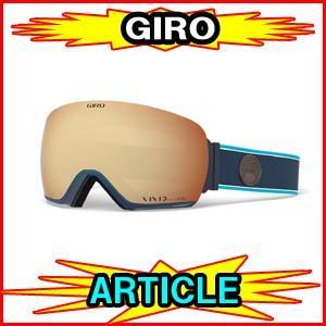 ★SALE!!★ 2019-2020モデル【GIRO】 ジロ スキー、スノーボードゴーグル ARTICLE アーティクル アジアンフィット スペアレンズ付き 眼鏡使用可|spshop-zero