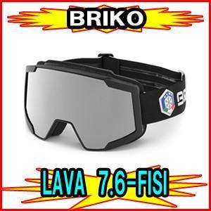 2019-2020モデル【BRIKO】ブリコ 2002XFO LAVA 7.6-FISI ラバ レーシングゴーグル スキー スノーボードゴーグル |spshop-zero