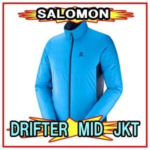 18-19モデル【SALOMON】サロモン DRIFTER MID JKT ドリフタージャケット リバーシブル|spshop-zero
