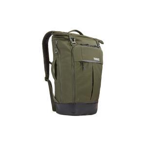 在庫あり即納 THULE ノートパソコン用Backpack 24L/color:ForestNight /鞄 有限会社谷川屋 sptanigawaya