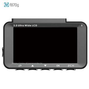 [在庫有即納]hp   ヒューレットパッカード GPS内蔵フルHDドライブレコーダー f870g 1年保証 カメラ一体型ドラレコ sptanigawaya 02