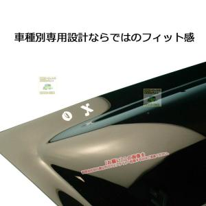 日本製大型ドアバイザー | [リヤ用]OXバイザーブラッキーテン | BLR-83 | 対象車種:ホンダ フリード・フリードスパイク 型式:GB3・GB4・GP3|sptanigawaya|04
