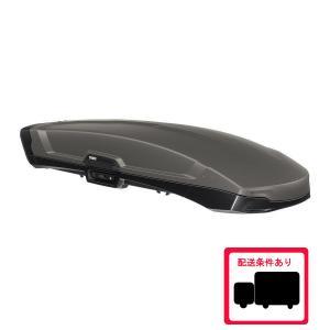 THULE Vector M th6132 スーリー ベクターM チタンマット スーリールーフボックス[個人宅配送不可]|sptanigawaya