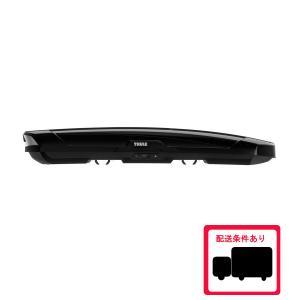 THULE  MotionXT Alpine  th6295-1 スーリー モーションXT アルパイン ブラック  スーリールーフボックス[個人宅配送不可]|sptanigawaya