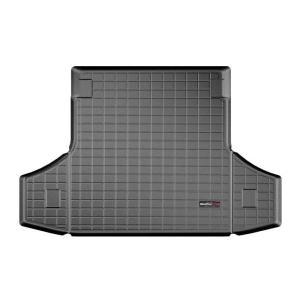 WeatherTech ポルシェ パナメーラ 970(2010年発売開始モデル)カーゴライナー/ラゲッジマット(ブラック)|sptanigawaya