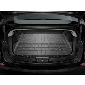 WeatherTech BMW 5シリーズ F07(グランツーリスモ)カーゴライナー/ラゲッジマット(ブラック)正規品|sptanigawaya
