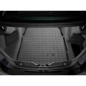WeatherTechウェザーテック | BMW 5シリーズ F10(セダン)カーゴライナー/ラゲッジマット(ブラック)wt40467|sptanigawaya