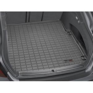 WeatherTech AudiアウディA7 Sportback(2012-2017モデル)カーゴライナー/ラゲッジマット(ブラック)|sptanigawaya