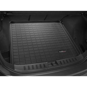 WeatherTech BMW X1(E84) カーゴライナー/ラゲッジマット(ブラック)正規品|sptanigawaya