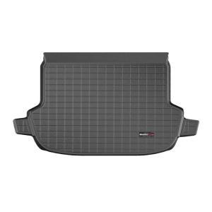 WeatherTech スバルSUBARU フォレスター SJ(2014〜2018モデル)右ハンドル カーゴライナー/ラゲッジマット(ブラック) sptanigawaya