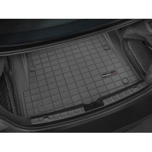 WeatherTech BMW 4シリーズ F32 AT車(クーペ)カーゴライナー/ラゲッジマット(ブラック)正規品|sptanigawaya