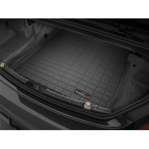 WeatherTech BMW 6シリーズ F13(クーペ)カーゴライナー/ラゲッジマット(ブラック)正規品|sptanigawaya