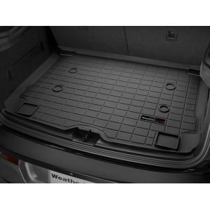 WeatherTech BMW i3 (ZAA-8P00) カーゴライナー/ラゲッジマット(ブラック)正規品|sptanigawaya