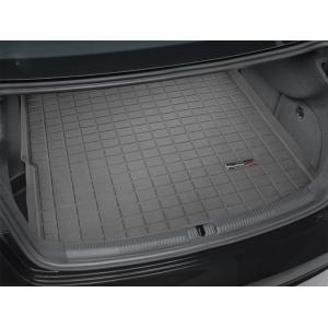WeatherTech AudiアウディS3(8V)  Quattro (2013〜2015年)カーゴライナー/ラゲッジマット(ブラック) sptanigawaya