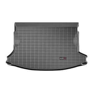 WeatherTech スバルSUBARU インプレッサ XV(2017発売開始モデル)右ハンドル カーゴライナー/ラゲッジマット(ブラック) sptanigawaya