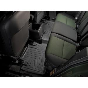 WeatherTech トヨタ FJ クルーザー(2007〜2014モデル)(リア2列目のみ)(ブラック)フロアマット|sptanigawaya