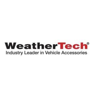 WeatherTech ランドローバー ディスカバリー4(ランドローバー)(2009〜2016年)(リア3列目のみ)(ブラック)フロアマット|sptanigawaya|03