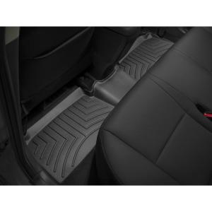 WeatherTech Lexusレクサス CT(2011発売開始モデル)(リア2列目のみ)(ブラック)フロアマット sptanigawaya
