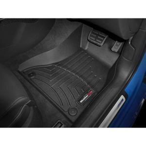 WeatherTech Audiアウディ A5/S5/RS5(8T)右ハンドル(2007〜2015年) (フロントのみ)(ブラック)フロアマット/フロアライナー|sptanigawaya