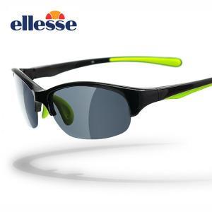 スポーツサングラス 偏光サングラス エレッセ UVカット ゴルフ 釣り メンズ サングラス ellesse ES-S205