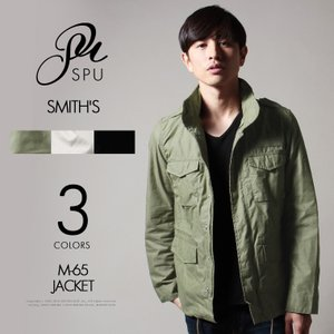 タイプライター M-65 ジャケット SMITH'S スミス|spu