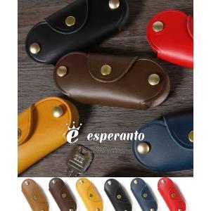 キーケース 本革 日本製 国産 ブッテーロレザー キーケース esp-6503 esperanto エスペラント メンズ プレゼント ギフト【|spu