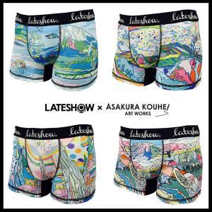 【セール対象】LATESHOW キャンバスシリーズby asakura kohei|spu
