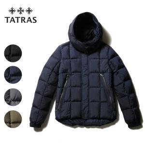 【セール対象】TATRAS ダウンジャケット タトラス BOESIO ボエシオ 2017AW 新作 TATRAS タトラス|spu