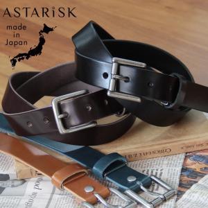 栃木レザー ベルト メンズ ビズネス カジュアル 国産 ヌメ革 日本製 牛革 予約販売・Bタイプのみ2月下旬頃発送予定|spu