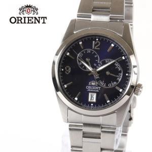 腕時計/AUTOMATIC自動巻きマルチカレンダー腕時計海外モデルORIENTオリエント/腕時計|spu