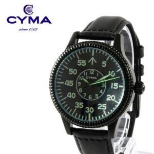 腕時計 ROYAL AIR FORCE レザーベルト CYMA spu