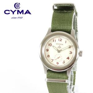 ミリタリー ウォッチ メンズ CYMA|spu