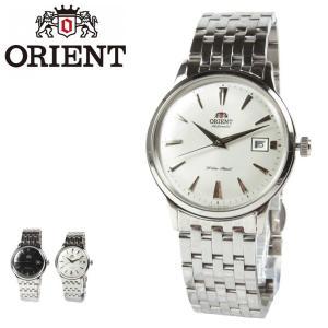 ORIENT オリエント 腕時計 時計 日本製 海外モデル AUTOMATIC メタルバンドウォッチ メンズ|spu