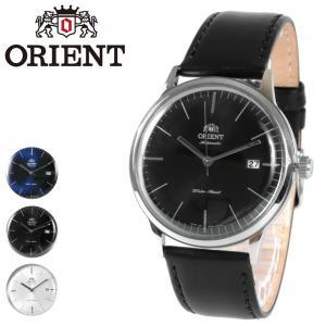 海外モデル 自動巻き AUTOMATIC レザーベルト 腕時計 逆輸入 ORIENT オリエント|spu