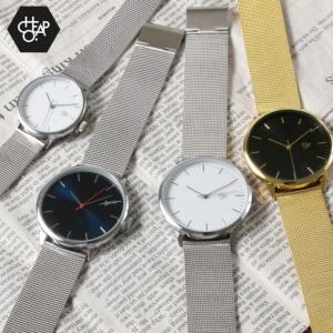 Cheapo チーポ クオーツ 腕時計 NANDO LEGACY 北欧 メッシュベルト|spu