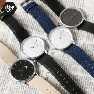 クオーツ 腕時計 北欧 お洒落 プレゼント ギフト メンズ レディース ユニセックス Cheapo チーポ|spu